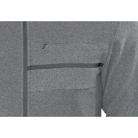 Shimano Transit Fietsshirt lange mouwen Heren grijs